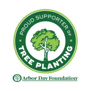 Proud Support of Tree Planting